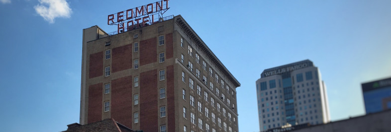 new year's eve at the redmont hotel