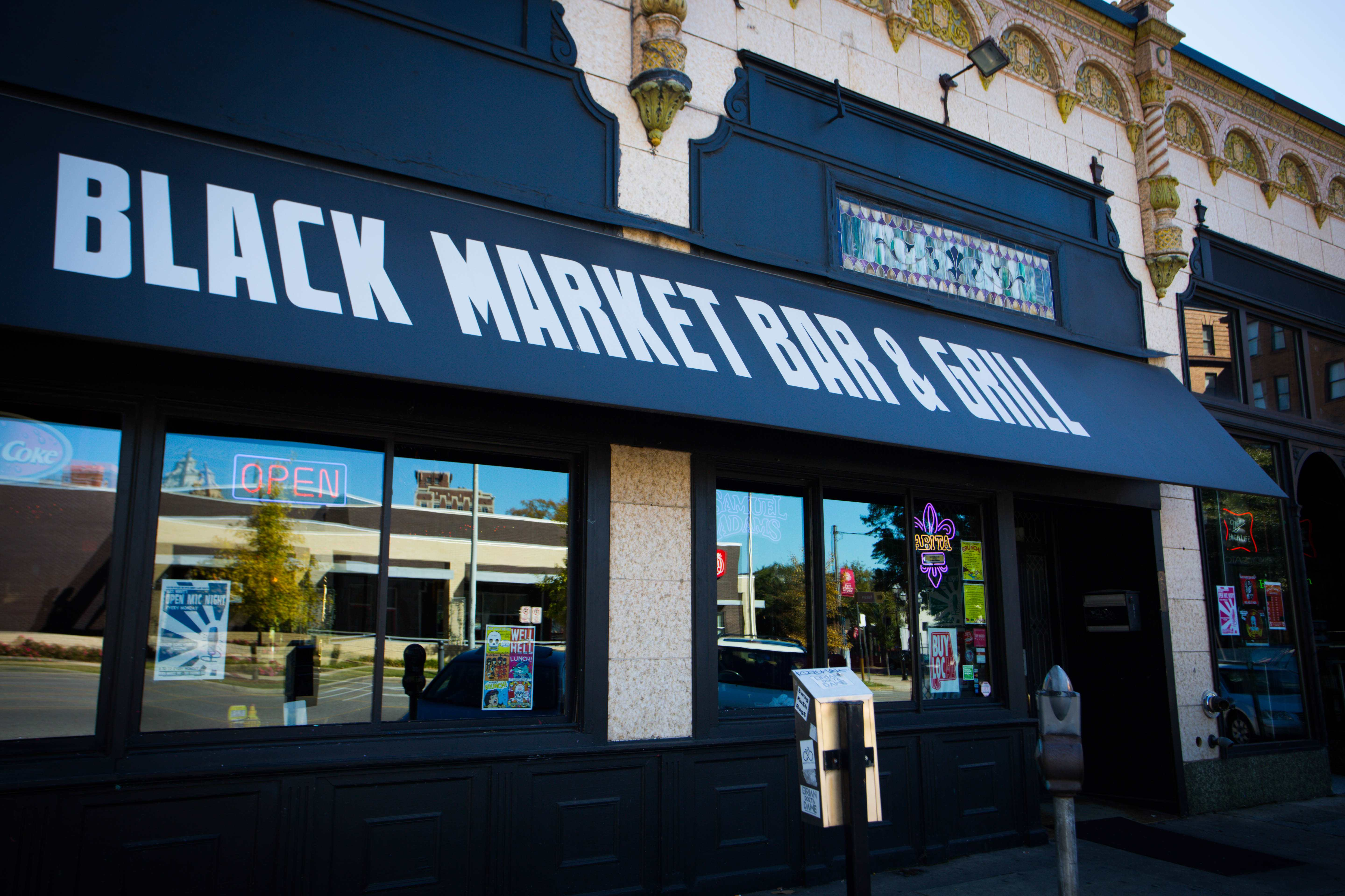 black market bar and grill Archives - H2 Real Estate