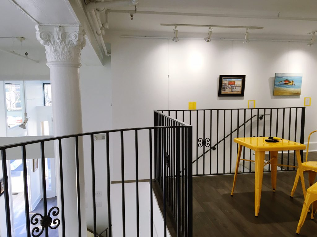 canary gallery downtown